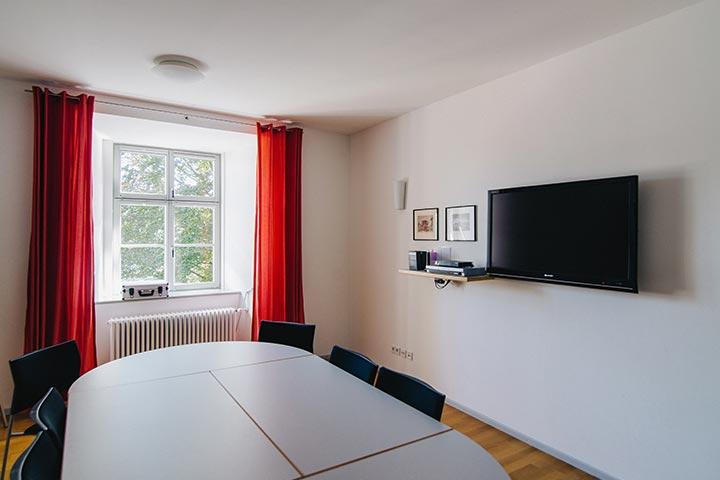 Gruppenraum 1 Schloss Herborn Tagungshaus