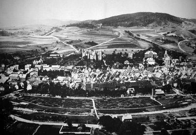 Schloss Herborn – Historische Aufnahme