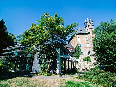 Tagungsräume Schloss Herborn
