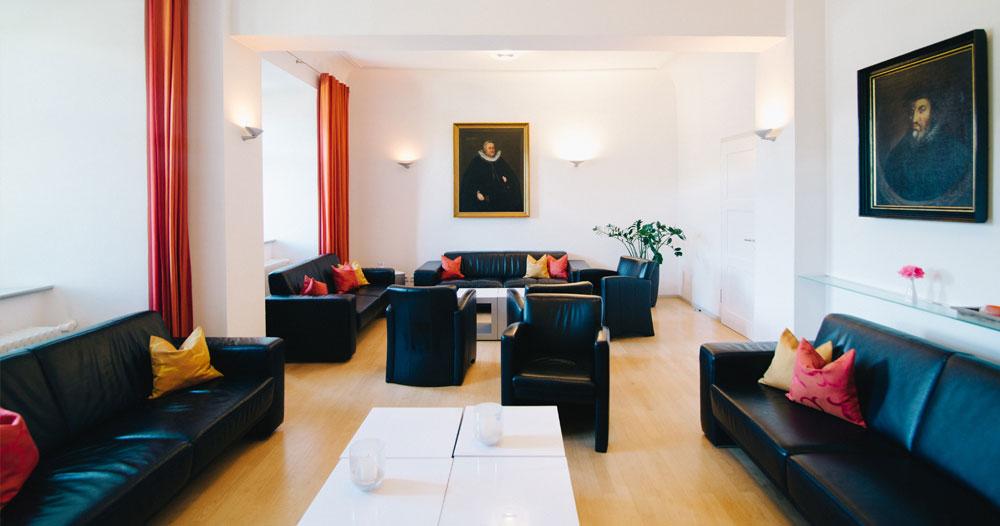 Raum Olevian Schloss Herborn